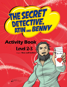 (영)Level 2-3 The Secret Detective, Atin And Benny
