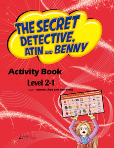 (영)Level 2-1 The Secret Detective, Atin And Benny