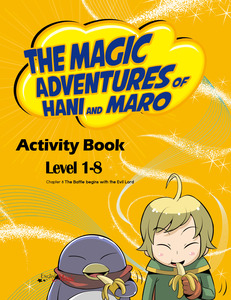 (영)Level 1-8 The Magic Adventures of Hani and Maro