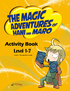 (영)Level 1-7 The Magic Adventures of Hani and Maro