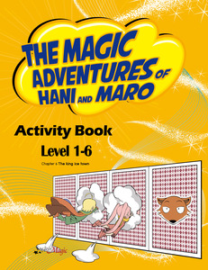 (영)Level 1-6 The Magic Adventures of Hani and Maro