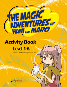 (영)Level 1-5 The Magic Adventures of Hani and Maro