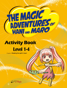 (영)Level 1-4 The Magic Adventures of Hani and Maro