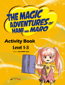 (영)Level 1-3 The Magic Adventures of Hani and Maro