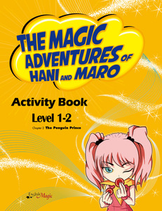 (영)Level 1-2 The Magic Adventures of Hani and Maro