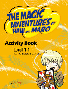 (영)Level 1-1 The Magic Adventures of Hani and Maro
